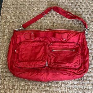 STELLA MCCARTNEY compact-able bag.